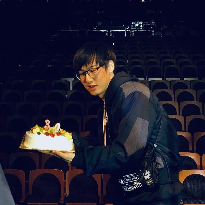 マネージャーひぐま 地元新潟にて30歳の誕生日! おめでとう!