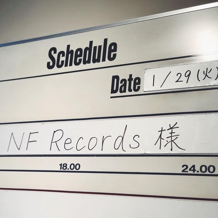 本日もレコーディングです! あっという間に1月が終わりますね。