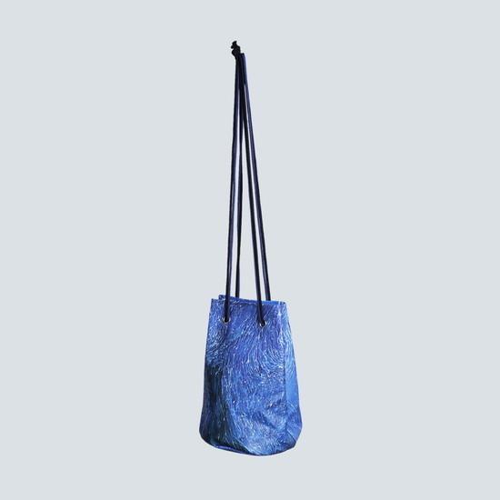 FABRICK × sakanaction 834.194 DRAWSTRING BAG